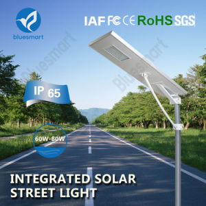 Bluesmart Outdoor Fence LED Solar Lighting of Solar Street Light pictures & photos