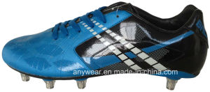 Soccer Boots for Men′s Football Shoes with TPU Outsole (815-9635) pictures & photos