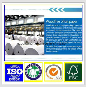 High Glossy C2s Coated Art Paper pictures & photos