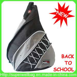 Camo Body Bag Triangle Bag School Backpack with Good Quality pictures & photos