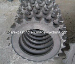 Hot Sales Castings Komatsu Excavator Sprockets pictures & photos