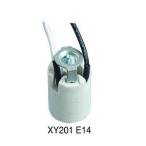 E14 Porcelain Lampholder (XY201 E14)
