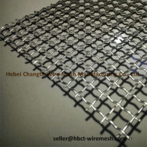 Stainless Steel Crimped Wire Mesh /Mine Sieving Netting (Crimped) pictures & photos