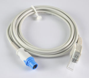 Drager SpO2 Extension Cable, Cable Interface pictures & photos