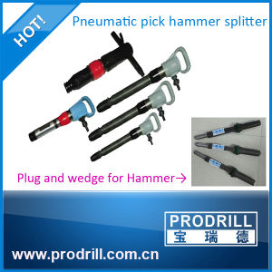 G7 G10 G15 Pneumaitic Hand Hold Splitter pictures & photos