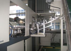 Linear Strech Blow Moulding Machine with CE pictures & photos