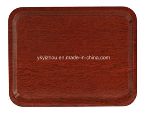 Wooden Serving Tray / Club Service Tray pictures & photos