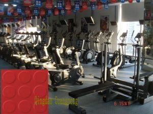 Gym Flooring Mat, Interlocking Gym Matting, Interlocking Gym Floors (GF0601) pictures & photos