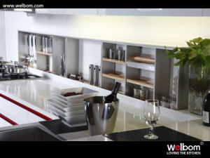 Welbom Australia Modern Villa Project High Gloss Lacquer Kitchen Cabinets Furniture pictures & photos