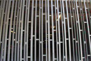 ASTM Galvanized Aluminium Alloy Building Screening Grating pictures & photos