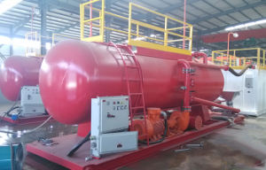 Hot Sale Hydration Tank of HDD Drilling pictures & photos