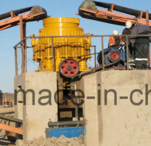 Pyb Pyd Spring Cone Crusher Machine with Low Price pictures & photos