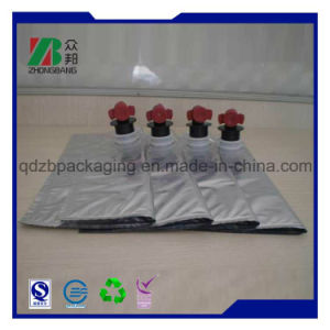 China Manufacturer Supplier Plastic Bag-in-Box pictures & photos