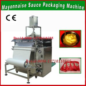 Mayonnaise Packing Machine, Sauce Mayonnaise Packing Machine pictures & photos