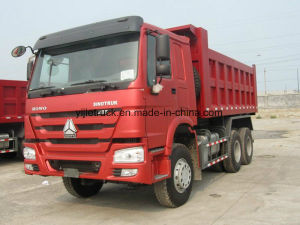 Sinotruk HOWO High Quality Lowest Price 25ton Dump Truck pictures & photos