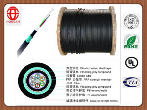 Outdoor 96 Core Optical Fiber Cable for Communication pictures & photos