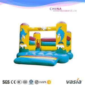 New Design CE Certification Kids Jumping Inflatable Bouncer Castle pictures & photos