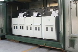 Power Transformer Substation
