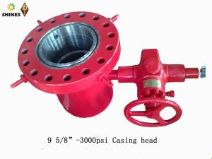 Casing Head for Wellhead (API 6A Petroleum Equipment)