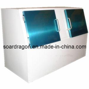 Slant Door Ice Freezer Merchandiser pictures & photos