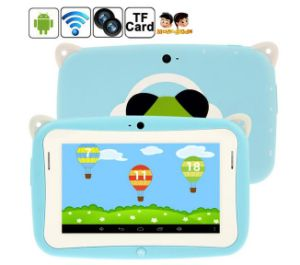 4.3 Inch Kids Tablet PC Rk2926 Android 4.2 Tablet PC with Dual Camera pictures & photos