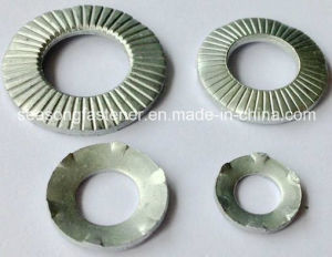 Contact Washer with Six Teeth / Barbs pictures & photos
