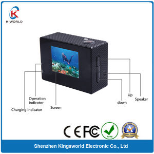 170 Angle Degree Full HD1080p Waterproof Sport Camera Sj4000