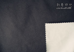 Polyester Knitting 30d Fabric with Color Lamination pictures & photos