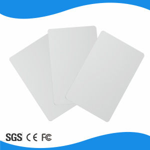 13.56MHz RFID Plastic Access Control Smart Card pictures & photos