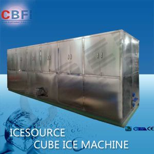 10 Tons Ice Cube Machine for Commercial Used pictures & photos