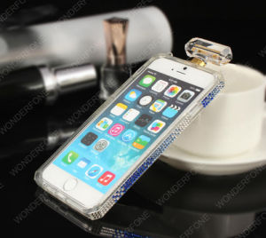 Perfume Diamond Protector Case for iPhone 6g (WIX-AP031) pictures & photos
