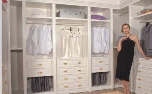White Wardrobe Closet Furniture (zy-056) pictures & photos