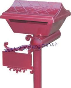 Streamline Mail Top Design Latest Standing Mailboxes (JHC-1024)