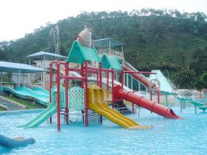 Kids Slide for Amusement Park (SW02)