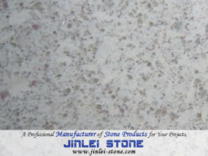 Polished Pearl White Granite Stone Tile for Wall and Floor pictures & photos
