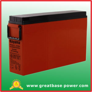 180ah 12V Front Terminal Gel Battery for Telecom pictures & photos