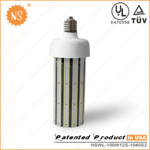 400W HPS Replacement E40 100W Corn LED Street Light pictures & photos