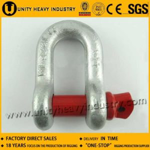 Us Type Forged G 210 Chain Shackle