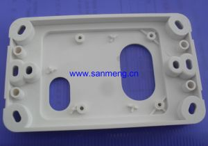 Injection ABS Plastic Cap Cover Panel Part Product pictures & photos