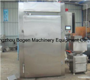 Fish Smoking Oven/ Bacon Smoked Furnace/ Meat Sausage Baking Machine pictures & photos