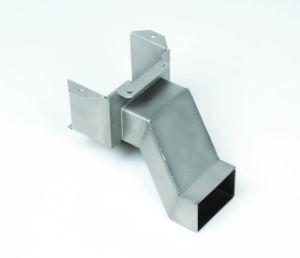 Aluminum Dust Cover-Aluminum Stamping Parts pictures & photos