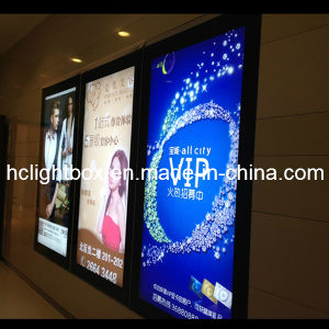 LED Slim Lighting Frame Acrylic Light Box pictures & photos