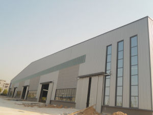 Pre-Engineered Light Steel Structure Workshop with Aluminum Alloy Window (KXD-pH13) pictures & photos