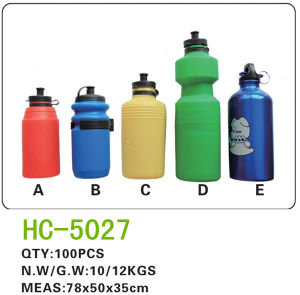Bicycle Accessories Plastic Bottle (BA-5027) pictures & photos