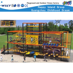 Kids Outdoor Climbing Equipment Sports Playsets HD-Kq50089b pictures & photos