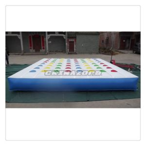 Good Design Commercial Grade Inflatable Twister Bouncer Development Games pictures & photos