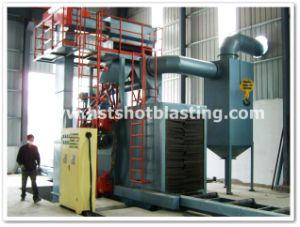 Steel H-Beam Polishing Roller Type Shot Blasting Clleaning Equipment