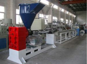 PP/Pet/PE Cold Strand Pelletizer/Pelletizing/Granulating Line pictures & photos