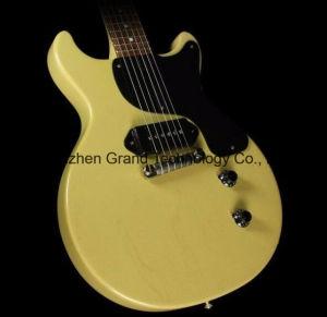 1958 Lp Junior Double Cutaway Vos Electric Guitar (GLP-166) pictures & photos