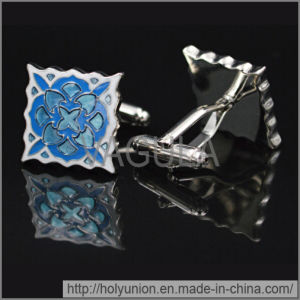 VAGULA Cuff Links Promotion Gifts Blue Cufflinks (Hlk31715) pictures & photos